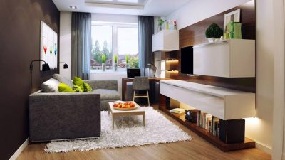 Küçük Oturma Odaları İçin Dekorasyon Fikirleri