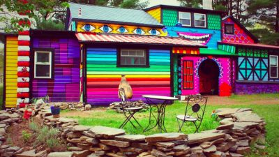 Renkli Ve Enerjik Bir Yer Yaratmak