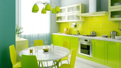 Mutfak İçin En İyi Renk Kombinasyonları