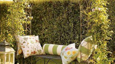 Göz Alıcı Bahçeler İçin Dekorasyon