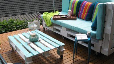 Bahçe Mobilyalarınızı Seçerken İlham Alacağız 7 Tasarım Önerisi