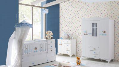 Güvenli Bir Bebek Odası Nasıl Olmalı?