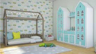 Çocuk Odalarının Dekorasyonunda Renklerin Önemi