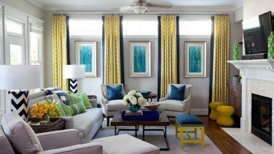 Salonlara Zarif Bir Dokunuş: Grinin Dekorasyona Etkisi