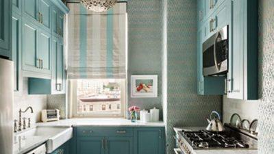 Küçük Mutfaklarda Renk Seçimi