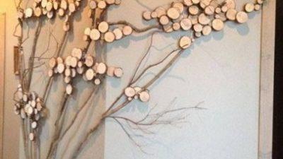 Ağaç Dekorasyonu ile Harika Tasarımlar