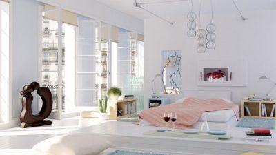 Ev Dekarosyonunda Beyaz Renk Kullanmak