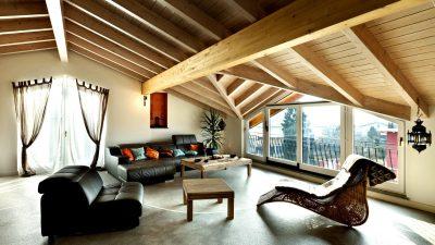 Çatı Dublekslerinde Mobilya Kullanımı Nasıl Olmalı?