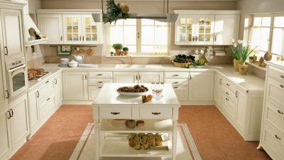 İlk Görüşte Sizleri Etkileyecek Country Mutfak Modelleri