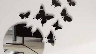Dekoratif ve Şık Duvar Saatleri