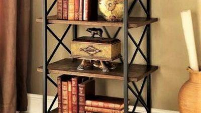 Kitaplıklar ile Evinize Tarz Katın