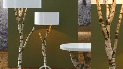 Salon Dekorasyonunda Kullanılan En İlginç Dekor Ürünleri: Ağaç Dalları
