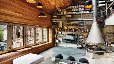 Çatı Katı Dubleksi İçin Mobilya Dekorasyon Önerileri