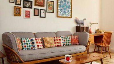 Küçük Oturma Odaları İçin Dekor Önerileri