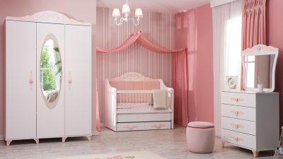 Bebeğinizin Renkli Dünyası : Onun İlk Odası