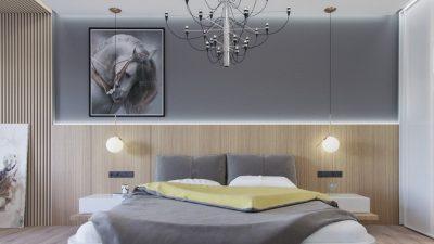 Yatak Odasına 3D Dokunuşlar