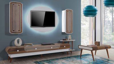 Bir Salon Klasiği; TV Üniteleri