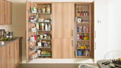 Mutfaktaki Dağınıklığın Kurtarıcısı: Mutfak Kiler Dolabı