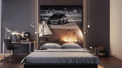 Yatak Odası Yerleştirme Planları