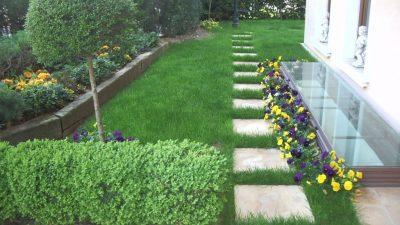 Bahçe Düzenlemesi Fikirleri