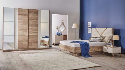 Her Tarza Hitap Edebilen Çetmen Yatak Odası Takımları