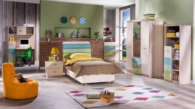 Marshall Genç Odası Renkleri
