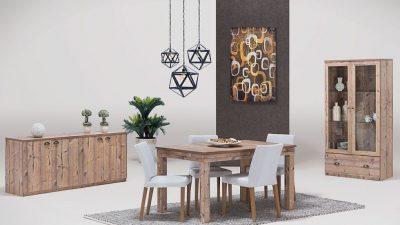 İder Mobilya Yemek Masası