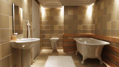 Banyo Dekorasyon Fikirleri