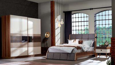 Çizgi Mobilya Yatak Odası Takımları