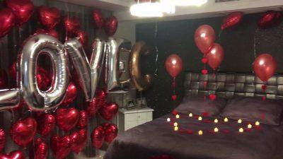 Romantik Yatak Odası Süsleme Yöntemleri